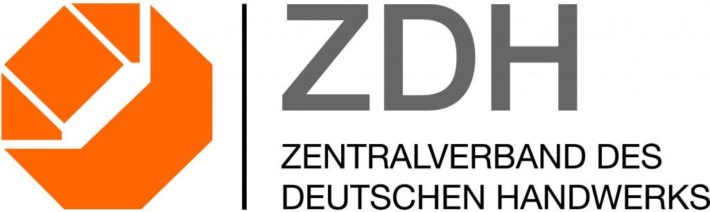 Logo ZDH - Zentralverband des deutschen Handwerks
