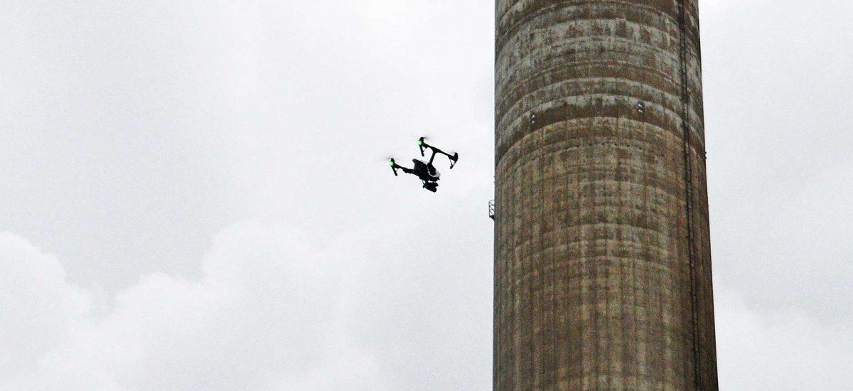 Drohnen – Effizienz aus der Vogelperspektive!