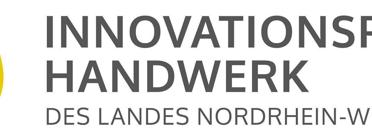 Innovationspreis Handwerk 2021