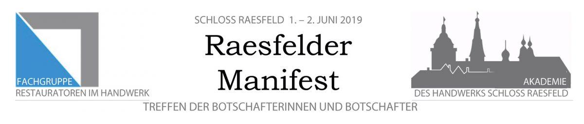 Raesfelder Manifest