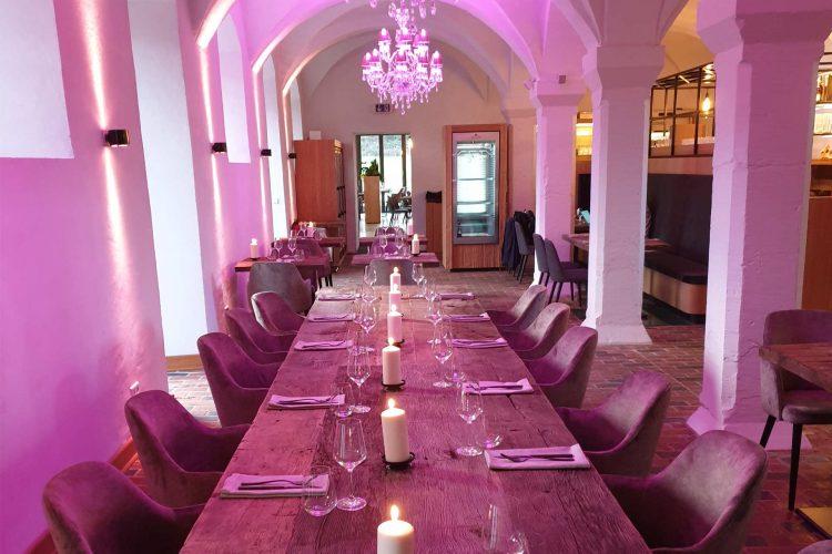 Restaurant Schloss Raesfeld